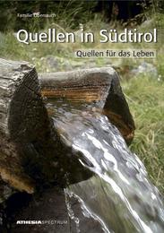Quellen in Südtirol - Cover