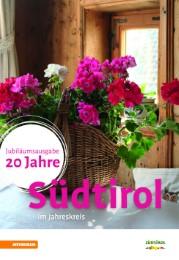 Südtirol im Jahreskreis 2017 - Cover
