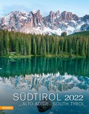 Südtirol 2022 - Cover