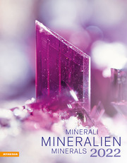 Mineralien 2022 - Cover