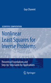 Nonlinear Least Squares for Inverse Problems - Cover