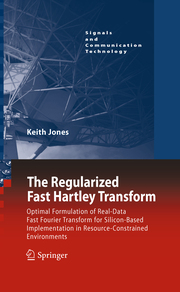 The Regularized Fast Hartley Transform - Cover