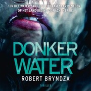Donker water - Cover