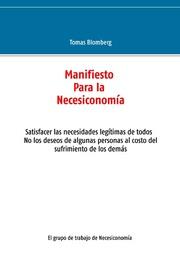 Manifiesto Para la Necesiconomía