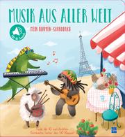 Mein Klappen-Soundbuch - Musik aus aller Welt - Cover