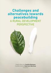 Challenges and alternatives towards peacebuilding - Cover