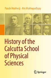 History of the Calcutta School of Physical Sciences