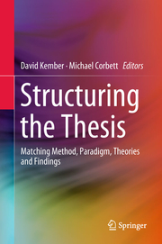 Structuring the Thesis