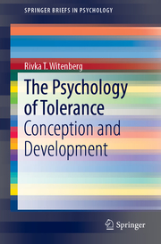 The Psychology of Tolerance