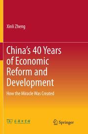 China's 40 Years of Economic Reform and Development