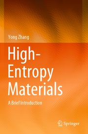 High-Entropy Materials