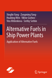 Alternative Fuels in Ship Power Plants - Cover