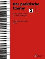 Der praktische Czerny - Cover