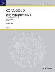 Streichquartett Nr. 1 op. 16