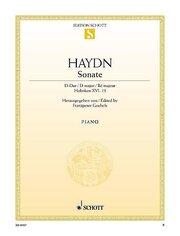 Sonate D-Dur Hob. XVI:19