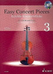 Easy Concert Pieces Band 3