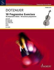 18 progressive Etüden op. 120