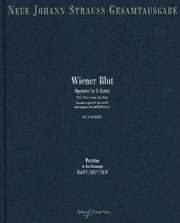 Wiener Blut RV 517A/B/C