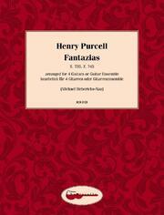 Fantazias Z. 735, Z. 743