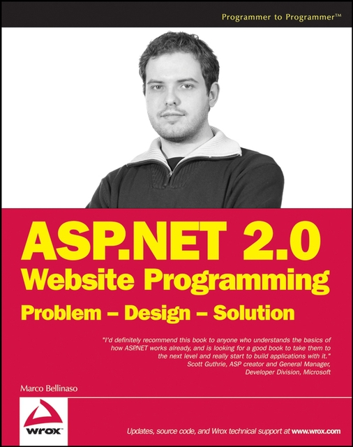 f4428888bc ASP.NET 2.0 Website Programming (E-Book