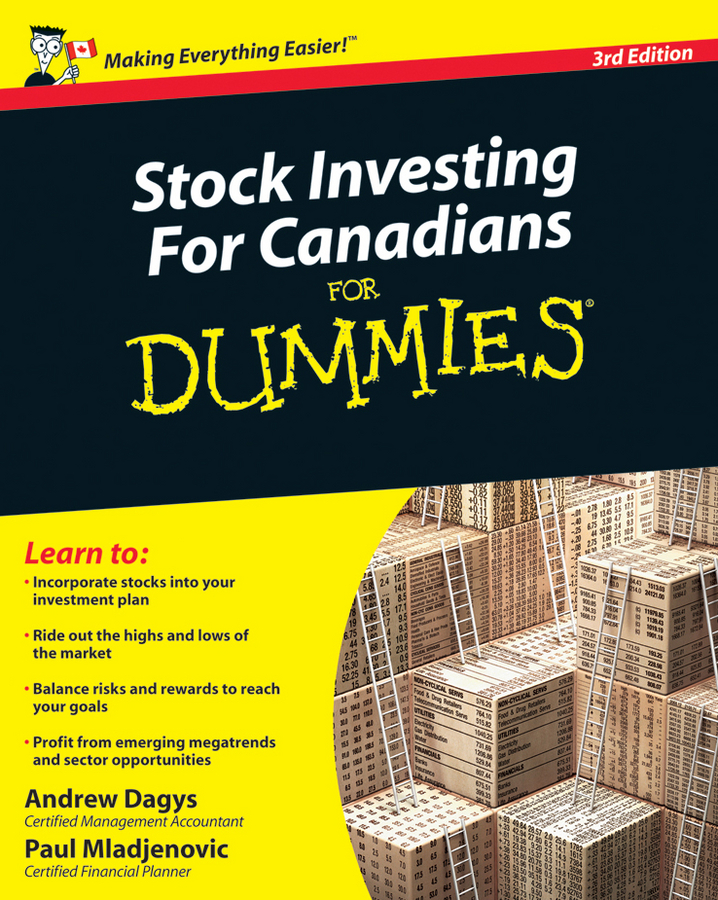 Stock Investing For Canadians For Dummies E Book Pdf Rielabuch