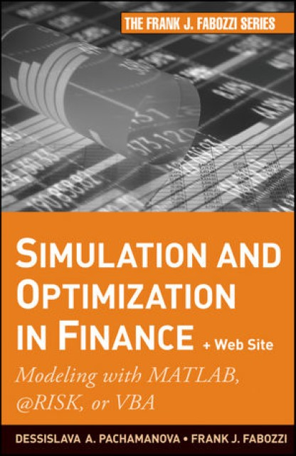 Simulation and Optimization in Finance (E-Book, PDF) | Brencher