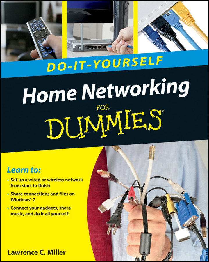 Home networking do it yourself for dummies e book pdf bcher leseprobe von media control solutioingenieria