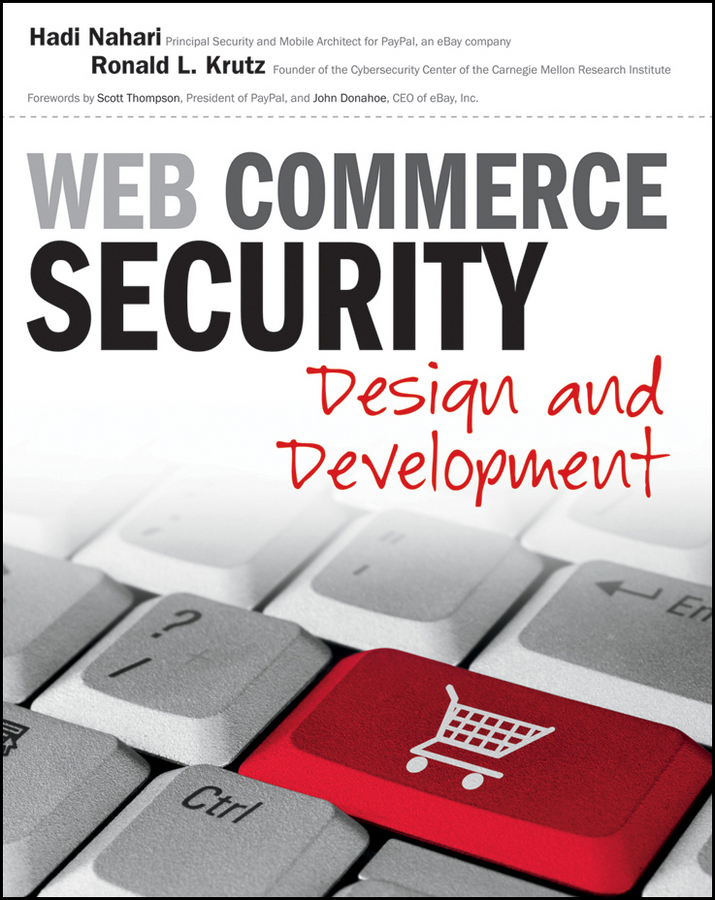 Web Commerce Security (E-Book, PDF) | Bücher Sievert