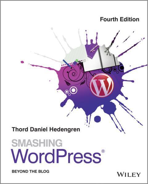 smashing word press thord daniel hedengren