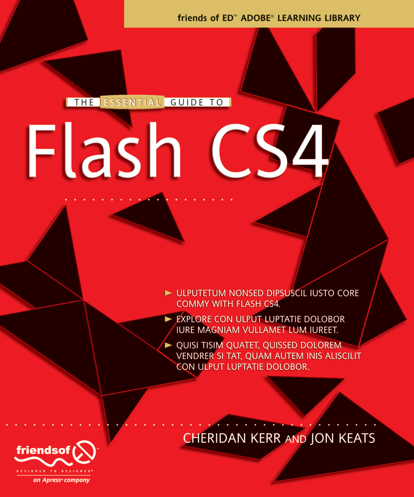 Adobe Flash Cs4 Pdf Tutorial For