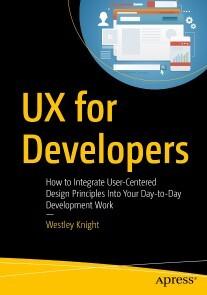Ux For Developers E Book Pdf Buchhandlung Bucherinsel