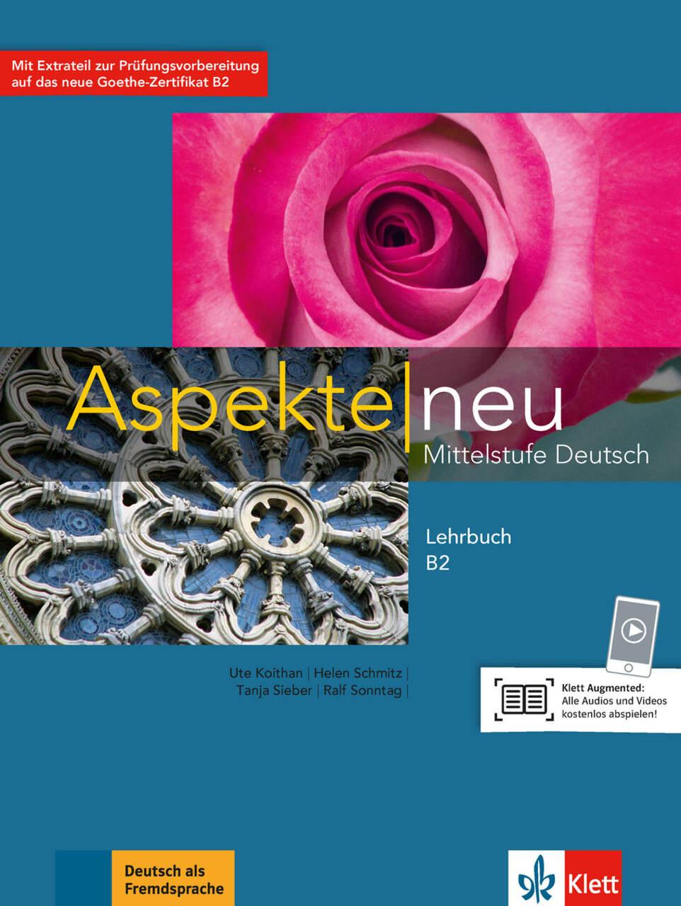 Aspekte Neu B2 Kartoniertes Buch Buchhandlung St Johann Gmbh