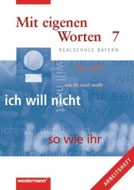 Mit eigenen Worten, Sprachbuch, By, Rs (Geheftet) | Bücher Pavillon ...