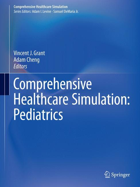 Comprehensive Healthcare Simulation: Pediatrics (E-Book, PDF