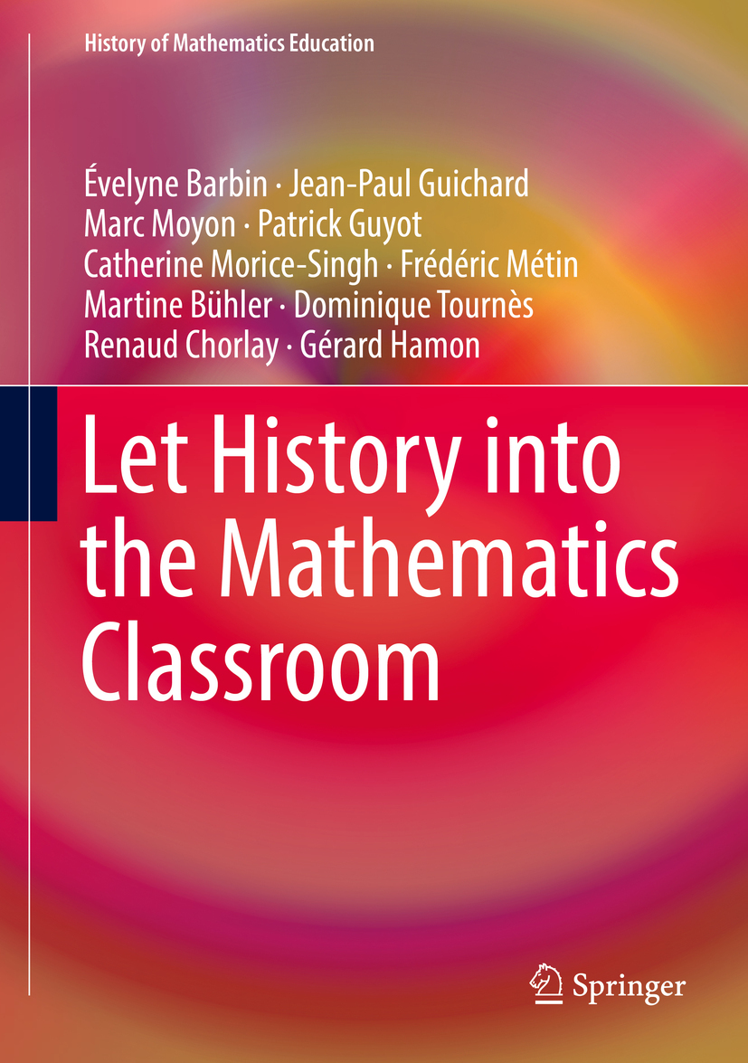Let History into the Mathematics Classroom (E-Book, PDF