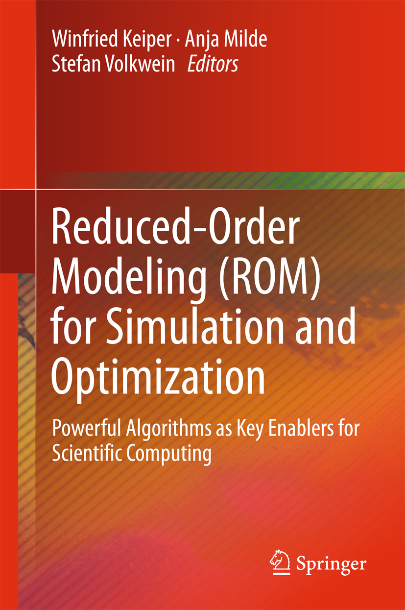 Reduced-Order Modeling (ROM) for Simulation and Optimization (E-Book