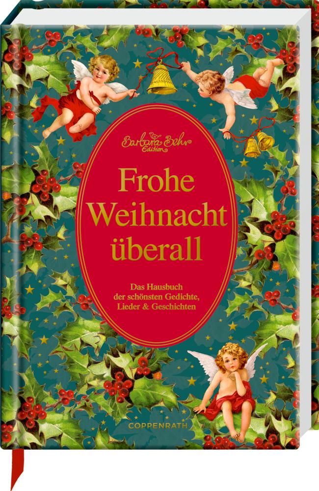 Frohe Weihnacht überall Gebundenes Buch