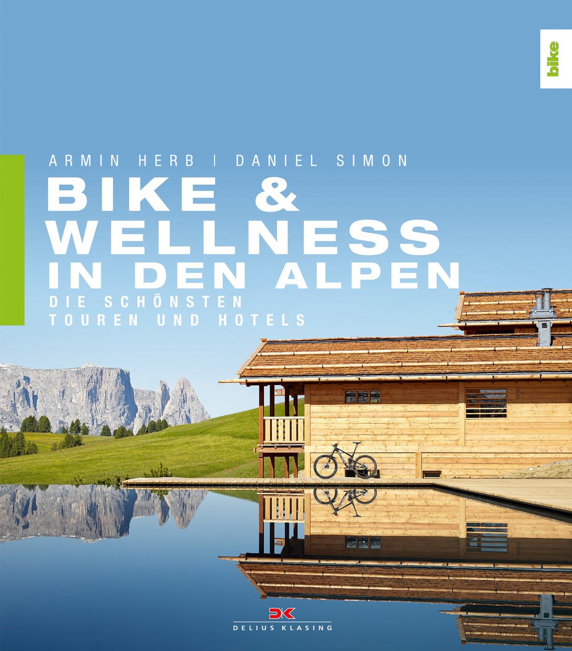 Bike Wellness In Den Alpen Kartoniertes Buch Evangelische