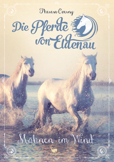 Die Pferde von Eldenau - Mähnen im Wind (gebundenes Buch ...