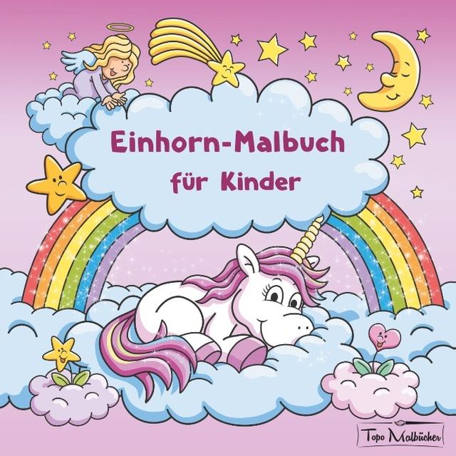 ebook einhornmalbuch für kinder pdf gratis