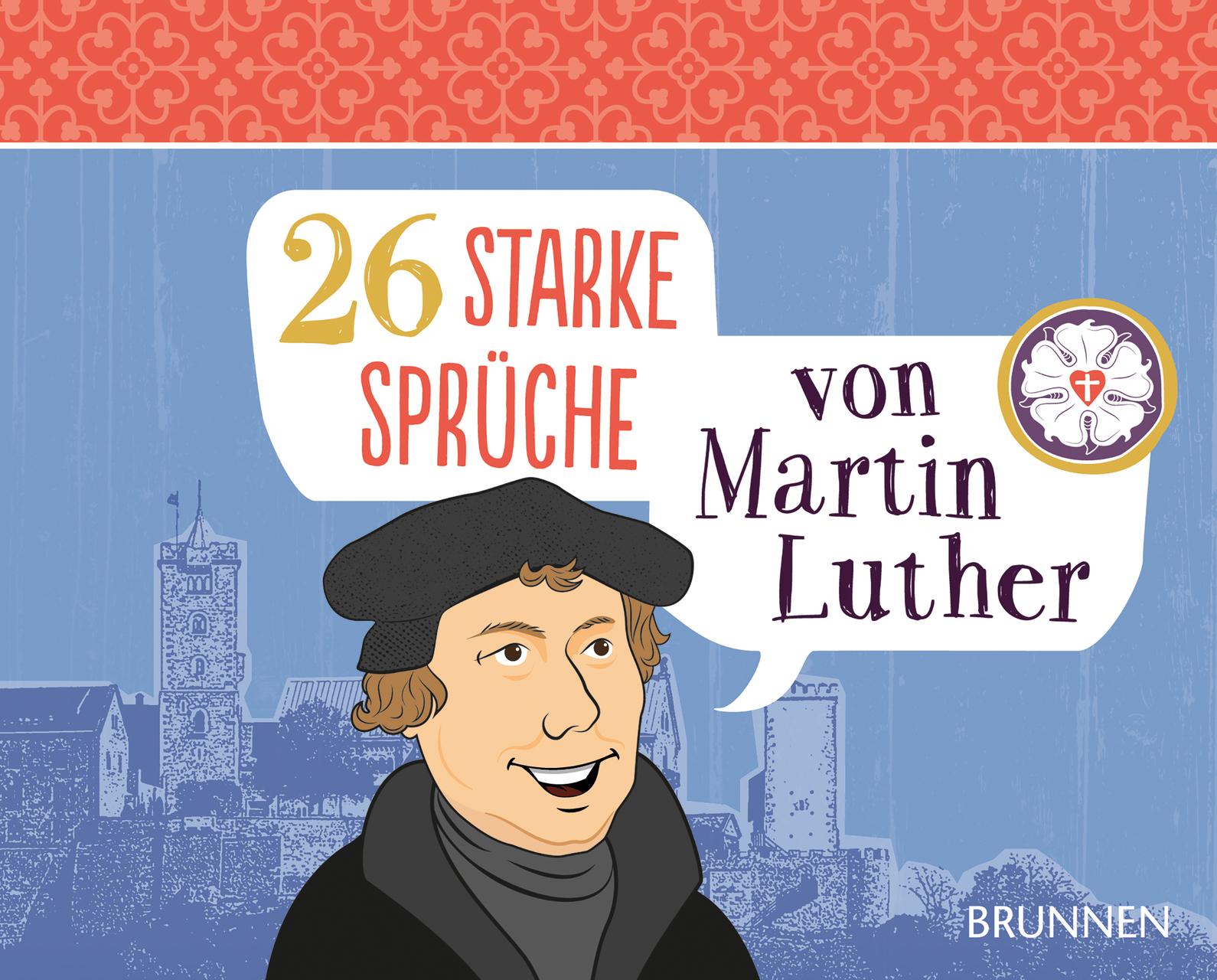sprüche luther 26 starke Sprüche von Martin Luther (Spiralbindung) | Buchhandlung  sprüche luther