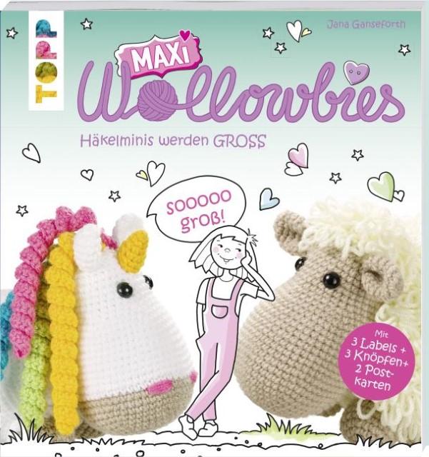 Maxi Wollowbies Kartoniertes Buch Tolle Geschichten