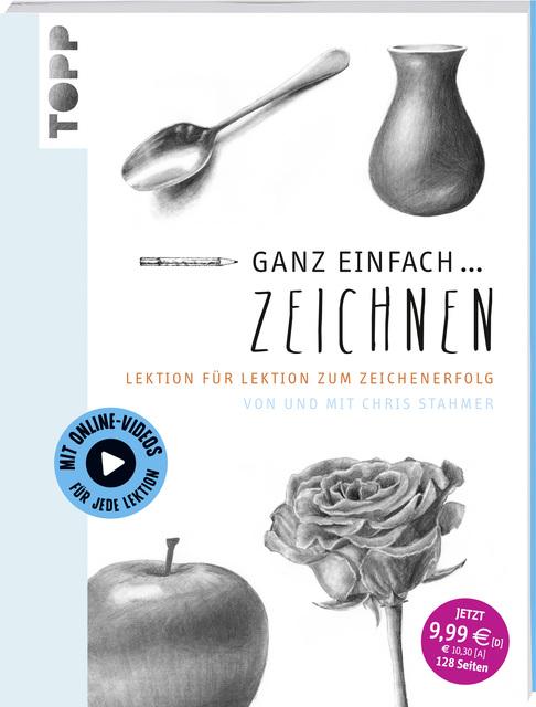 Ganz Einfach Zeichnen Kartoniertes Buch Bücher Walther