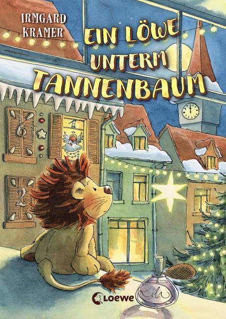 Tannenbaum Buch.Ein Löwe Unterm Tannenbaum Gebundenes Buch Bücher Walther