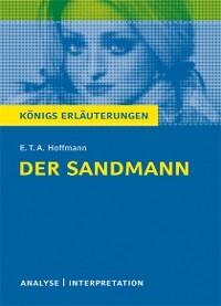 Der Sandmann Von Eta Hoffmann Textanalyse Und Interpretation Mit