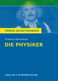 Die Physiker Von Friedrich Dürrenmatt Textanalyse Und