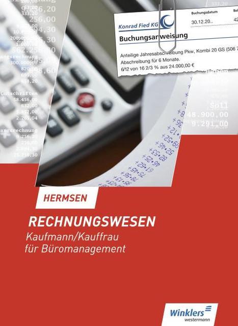 Rechnungswesen Kaufmannkauffrau Für Büromanagement Gebundenes Buch