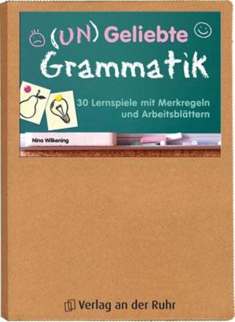 Un)Geliebte Grammatik (Paperback)   Buchhandlung Rudolf Kretschmar