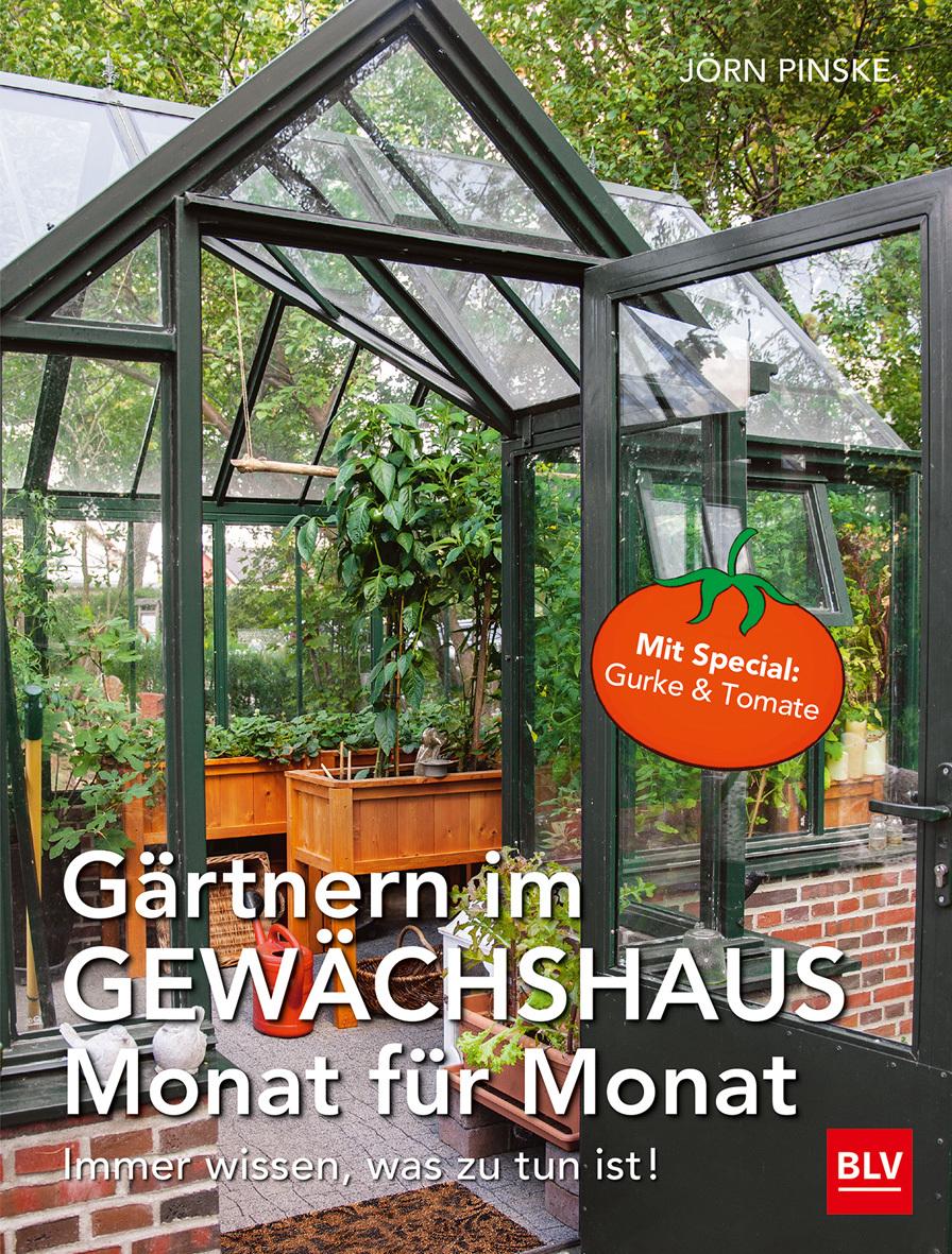 Gärtnern im Gewächshaus Monat für Monat (Paperback)   Bücher-Walther
