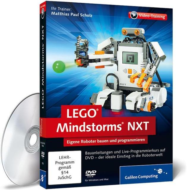 Lego Mindstorms Nxt Marga Schoeller Bücherstube